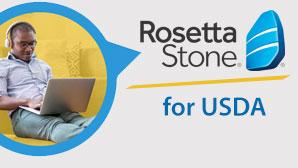 Rosetta Stone for USDA